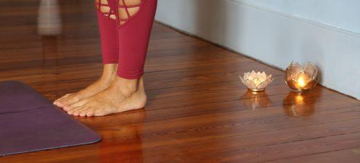 sede de la Escuela Internacional de Yoga