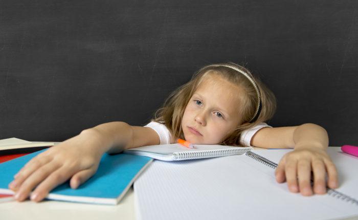 Ansiedad y rendimiento escolar